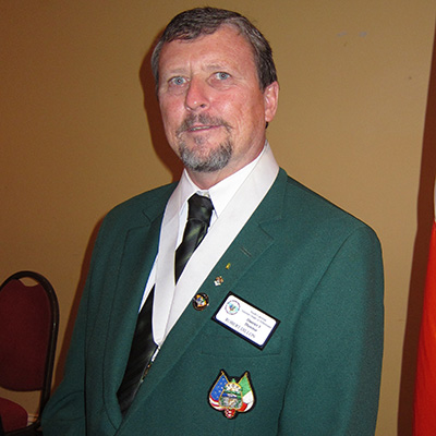 Robert Dillon, PP