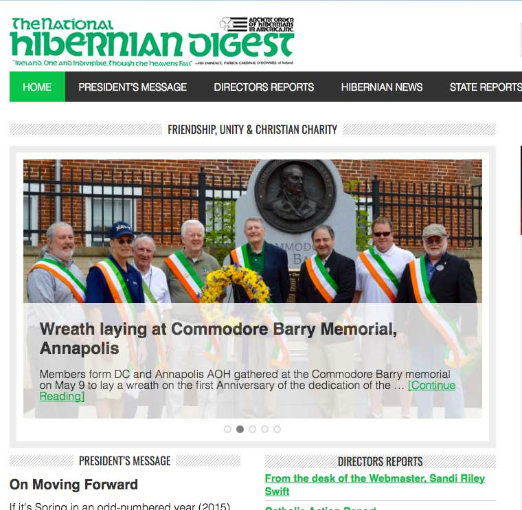 The Hibernian Digest