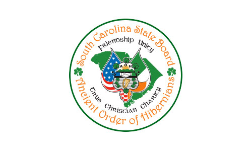SC State Board of AOH  Installs New Officers At Convention